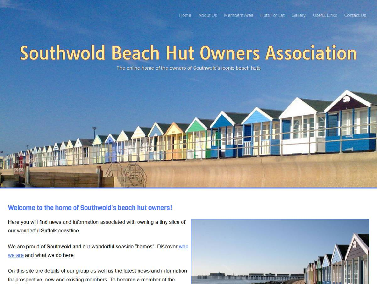 Southwold Beach Hut Owners Association