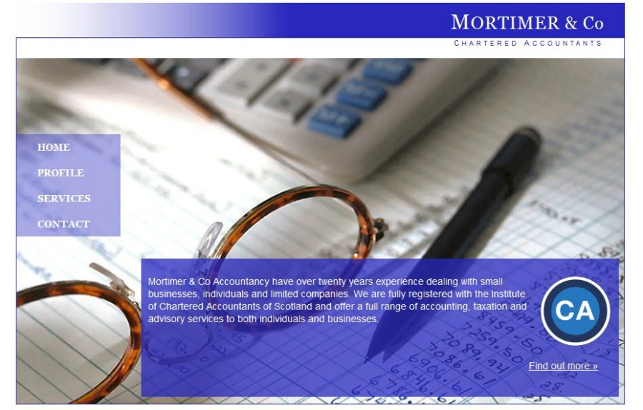 Mortimer And Co Chartered Accountants